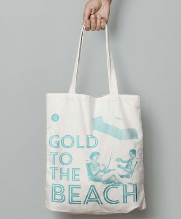 Bag GOLDen Memories Hotel Gold By Marina