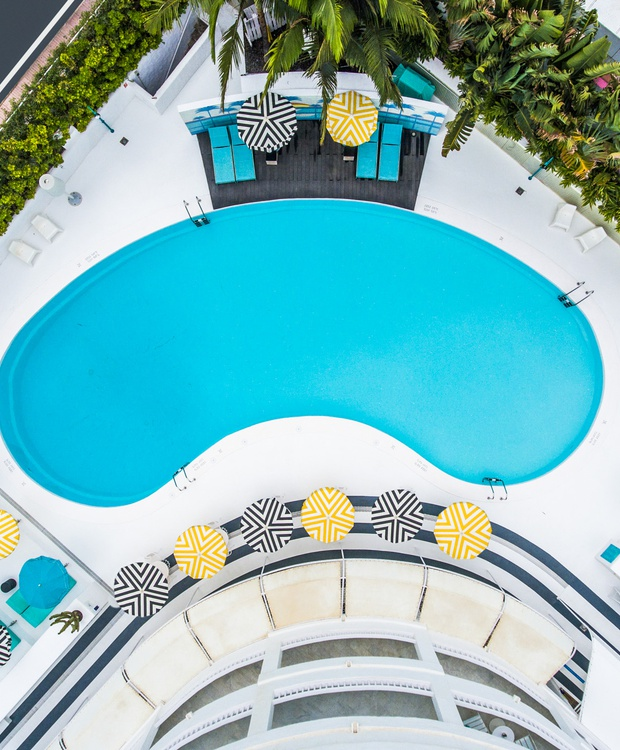 Swimming pool Hotel Gold By Marina