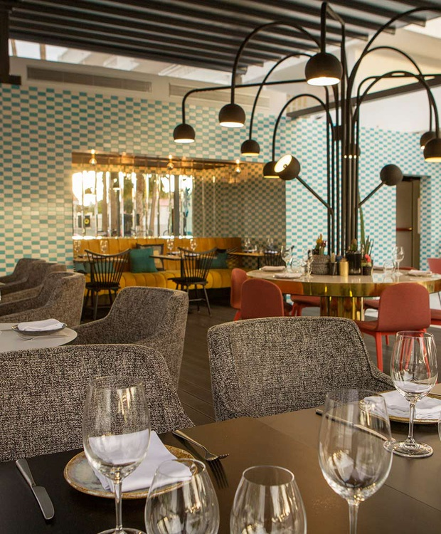 Restaurant Hotel Gold By Marina