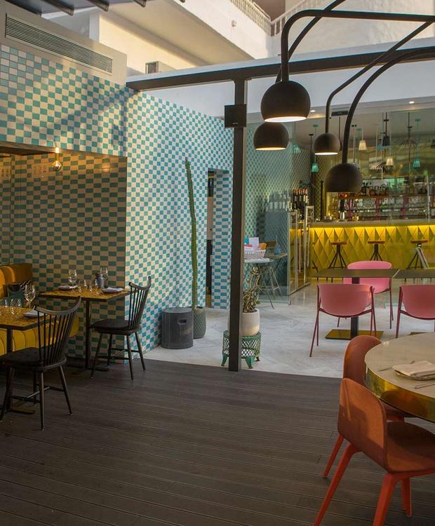 Restaurant Hotel Gold By Marina