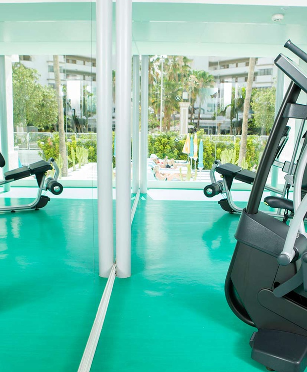 Gym Hotel Gold By Marina
